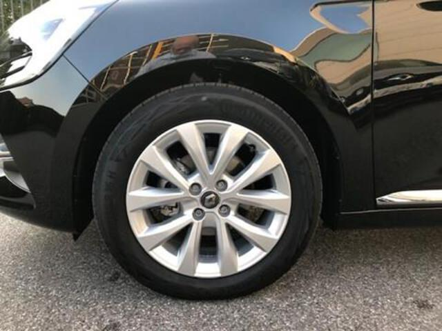 Exterieur Clio  zwart