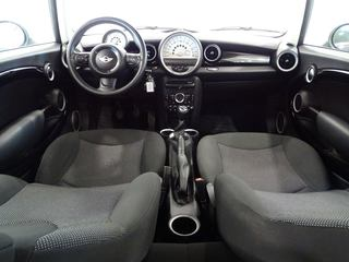 Inside Mini F55 Diesel  Deep blue