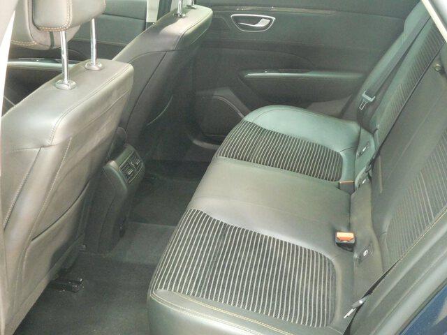 Inside Talisman Diesel  AZUL OSCURO