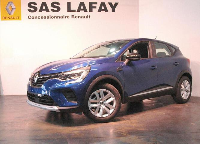 CAPTUR Business BLEU IRON