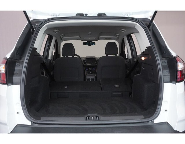 Inside Kuga Diesel  Blanco