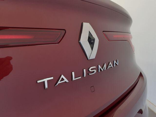 Outside Talisman Diesel  Rojo