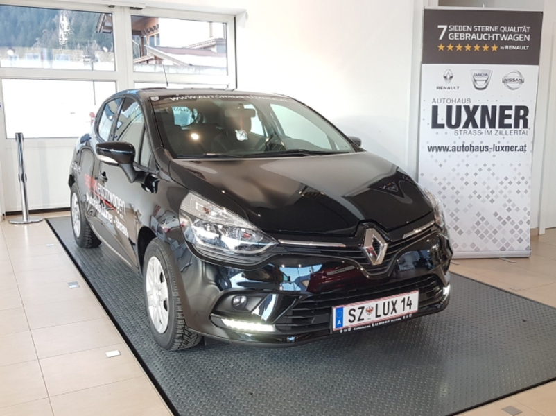 Clio Black-Pearl          schwarz