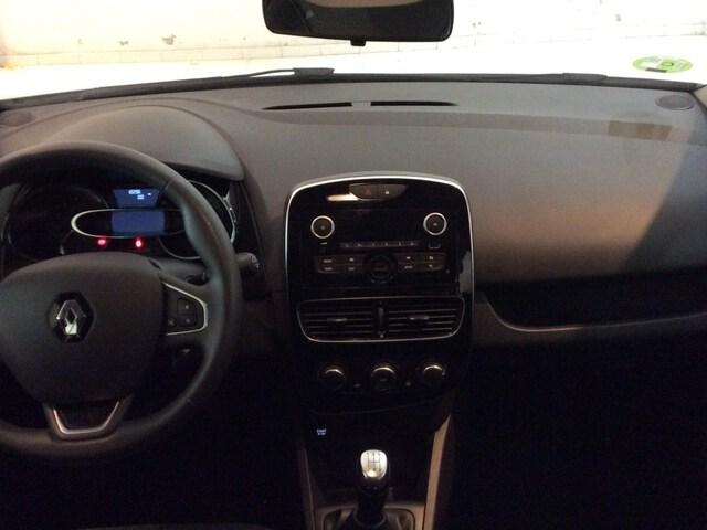 Inside Clio Sport Tourer Diesel  Blanco