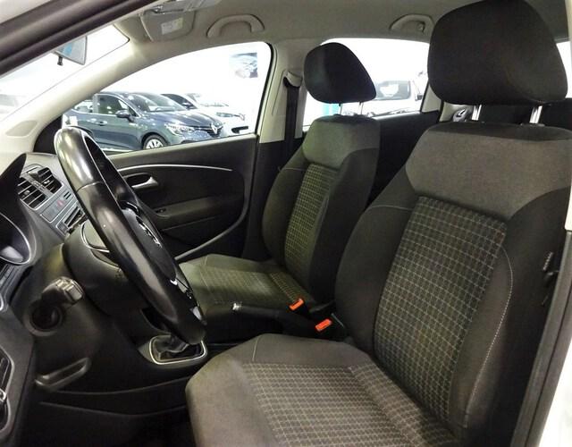 Inside Polo Diesel  Blanco