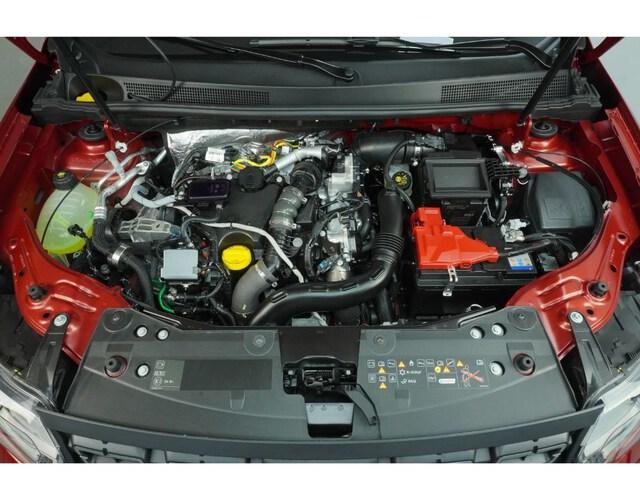 Inside Duster Diesel  ROJO