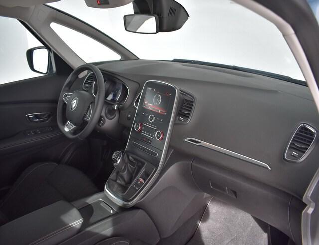 Inside Scénic Diesel  Azul Celeste