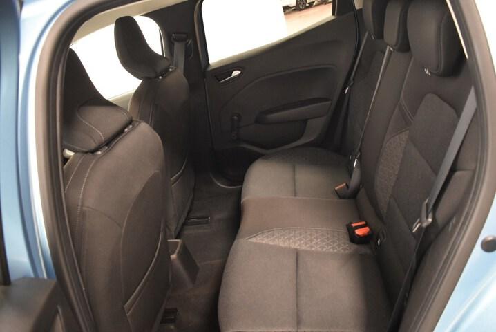 Inside Clio  AZUL CLARO