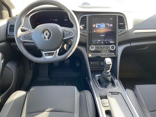 Inside Mégane Diesel  BRONCE