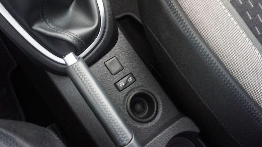 Inside Captur Diesel  Rojo
