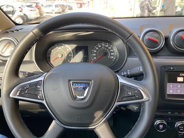 Esterni Duster II 2018 Pastello Grigio