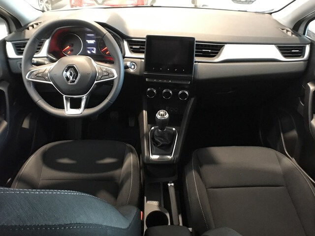 Inside Captur  Blanco Albatros
