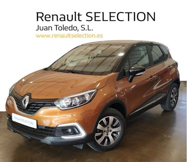 Captur  Naranja Atakama/Tech