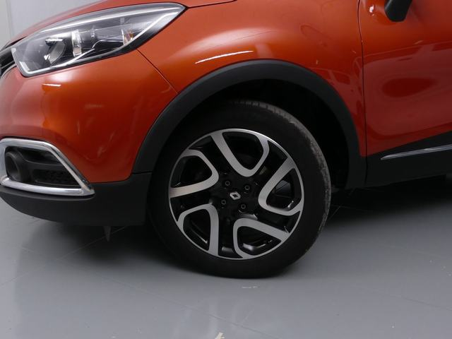Outside Captur Diesel  Naranja Atakama/ Tec
