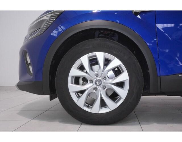 Inside Captur Diesel  Azul Rayo con techo