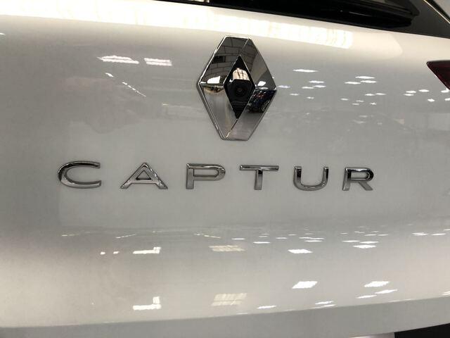 Outside Captur  Blanco