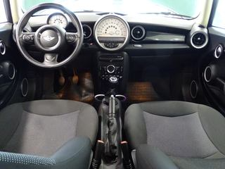 Inside Mini R55 Clubman Diesel  British Racing Green