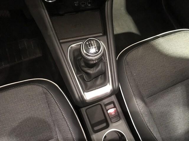 Inside Captur Diesel  Naranja / Negro