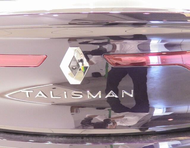 Inside Talisman Diesel  Negro Amatista