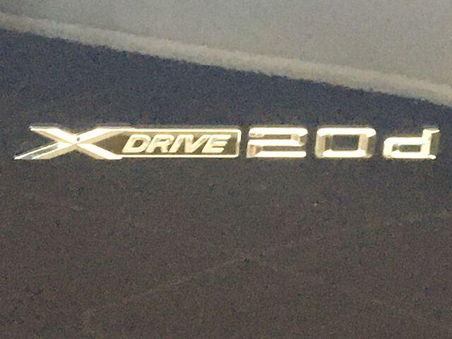 Outside X3 F25 Diesel  Carbonshwarz metaliz