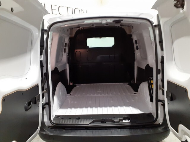 Inside  Kangoo E-Tech eléctrico  Blanco Mineral