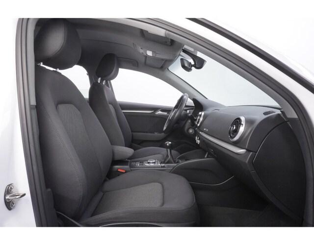 Inside A3 Sportback Diesel  BLANCO