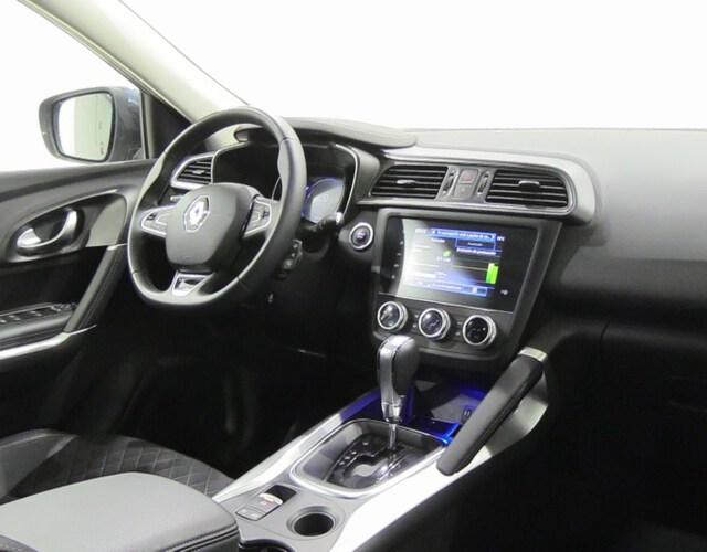 Inside Kadjar Diesel  GRIS CLARO