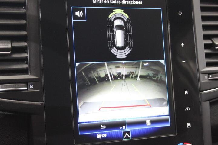 Inside Koleos Diesel  Blanco Artic