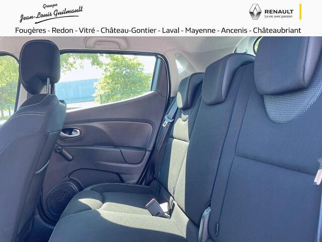 CLIO Trend TEINTE CAISSE BLANC