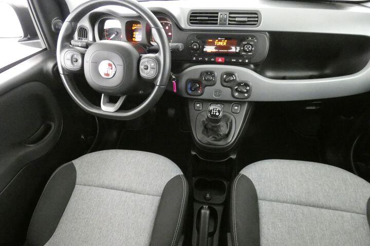 Inside Panda  Gris argento