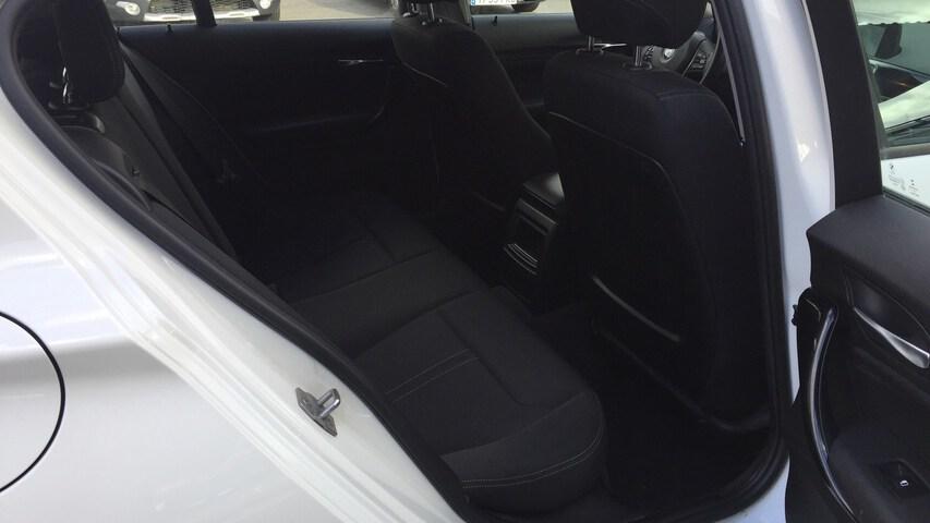 Inside Serie 1 F20 5p. Diesel  AlpinweiB