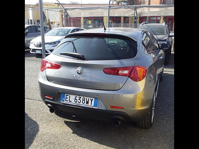 ALFA ROMEO Giulietta 00004618_VO38013404