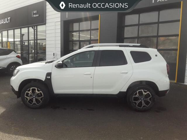 DUSTER 15 ans BLANC