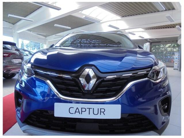 Extérieur Captur  bleu