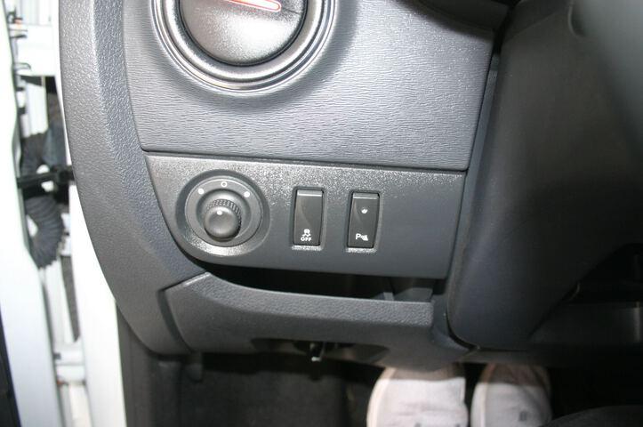 Inside Lodgy Gasolina/Gas  BLANCO