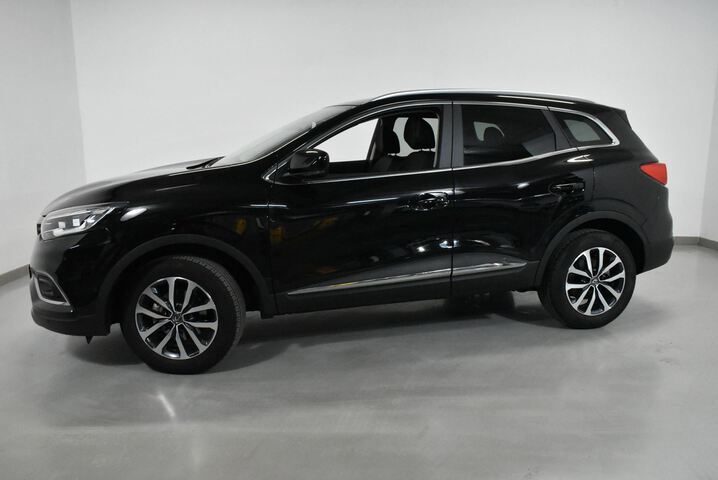 Outside Kadjar Diesel  Negro