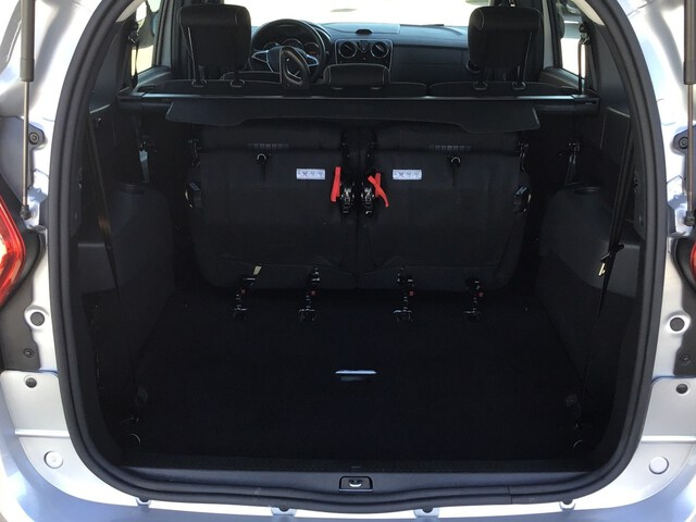 Inside Lodgy Diesel  Gris Platino