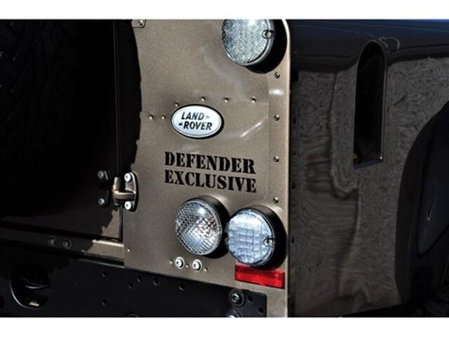 Exterieur Defender  bruin