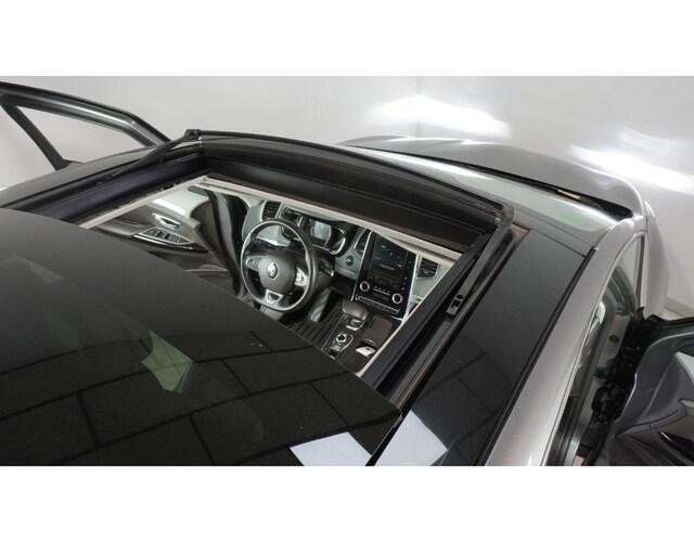 Inside Espace Diesel  Gris Casiopea