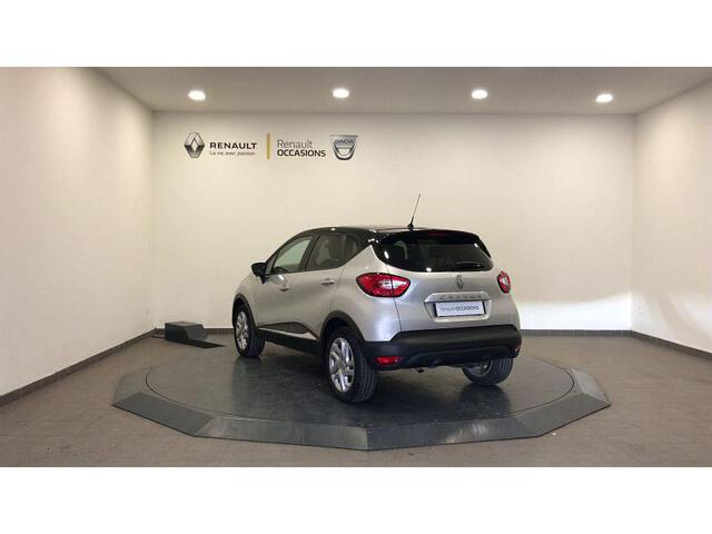 CAPTUR SL Cool Grey GRIS