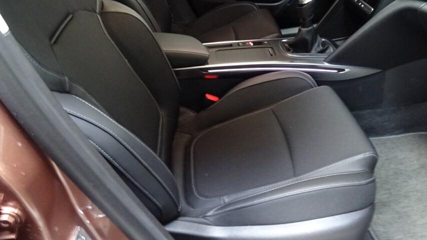 Inside Mégane Diesel  Marrón Capuccino