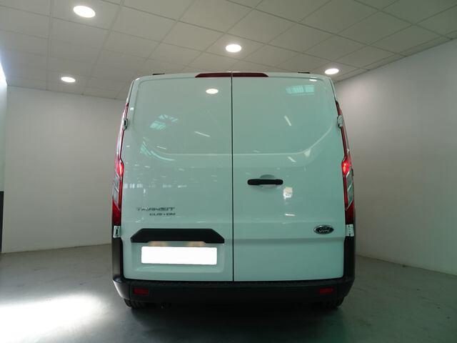Outside Custom Van Diesel  Blanco