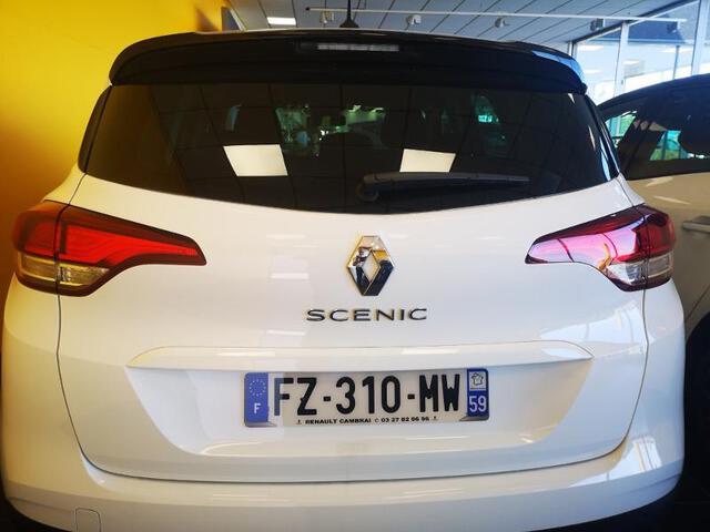 SCENIC Business BLANC 369 + NOIR GNE