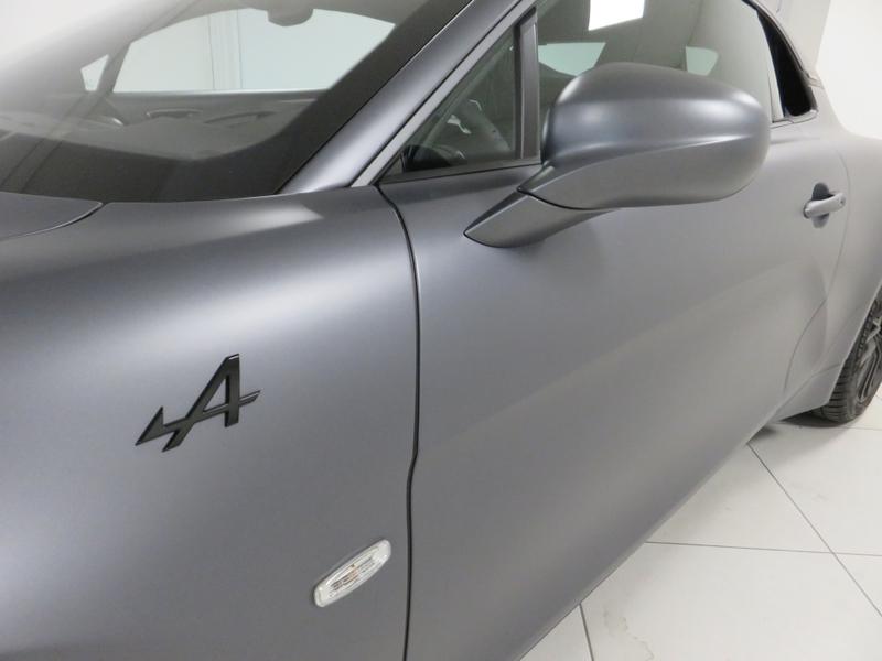 Außenausstattung A110 Matt-Grau            grau