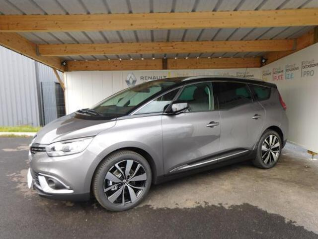 GRAND SCENIC Limited BI-TON GRIS KNG+GNE