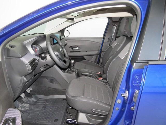Inside Sandero  Azul rayo