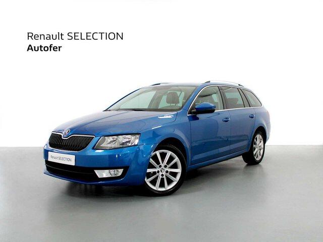 Octavia Combi Diesel  Azul