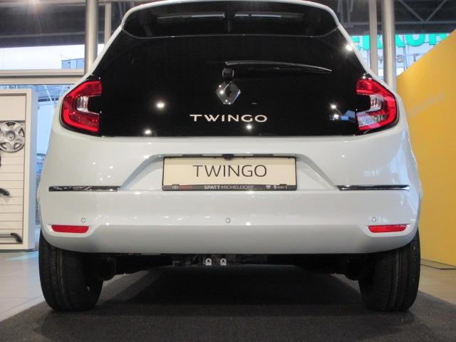 Außenausstattung Twingo Quarz-Weiß weiss