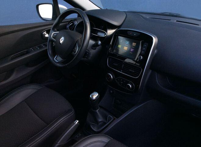 Inside Clio  Gris