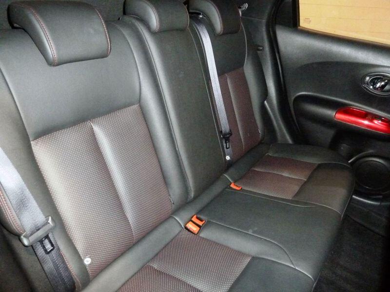 Inside Juke Diesel  Gris